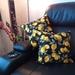 Vibrant Foodie cushions x2