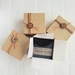 Gift box- Activated Charcoal Face Saop & scrubby