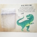 Dino Tooth Fairy Pouch