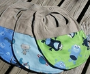Funky Boys Bibs Bundle of 3