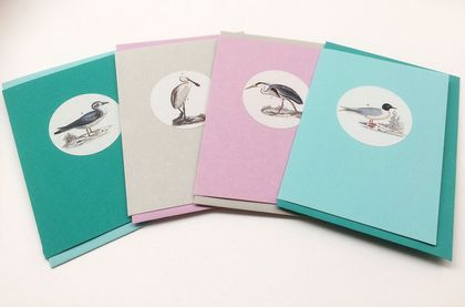 Gorgeous Seabird Gift Tags 2