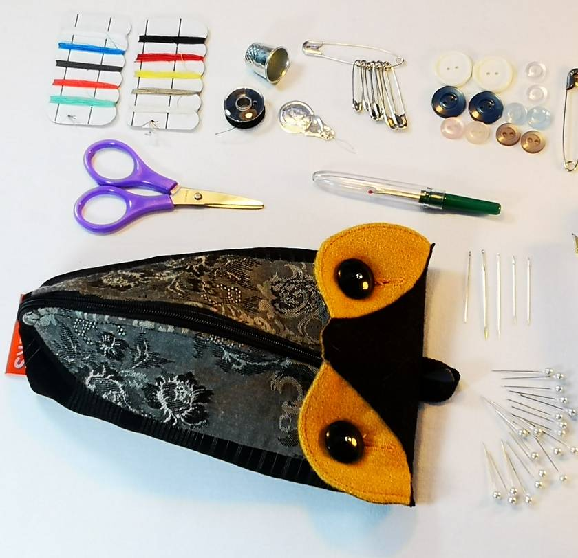 Clarissa KimiKit: sustainable sewing kit