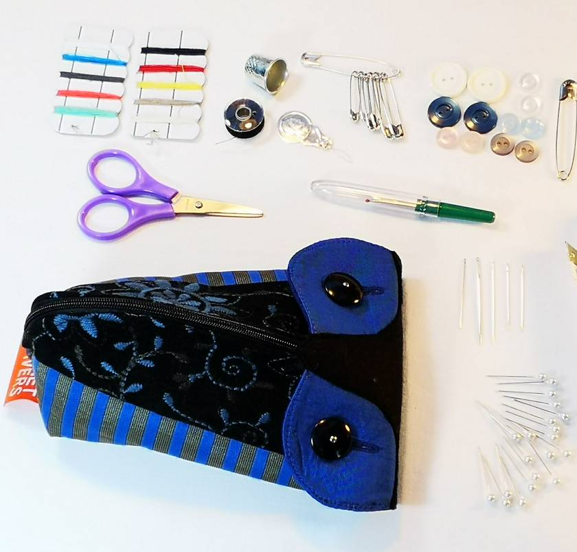 Leah KimiKit: sustainable sewing kit