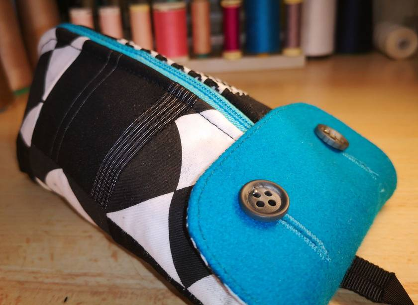 Lexie KimiKit: sustainable sewing kit