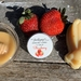 Manuka Honey & Beeswax Lip Balms - Vanilla, Strawberry & Raspberry & Vanilla - No Palm Oil, Parabens or Fillers