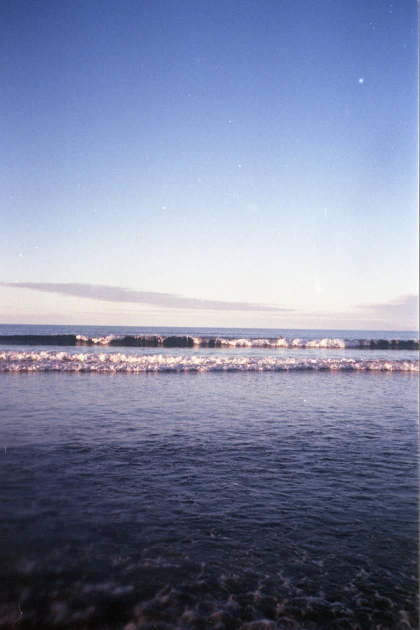 Ohope Beach A4 Print