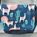 Llama Crossover Bag and Little purse