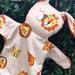 Snuggle Buddy - natural fabrics