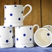 Lucky Stars Country Mugs - Set of 4