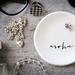 Aroha Ceramic Dish - Black