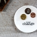 Ceramic Pocket Change Dish / Spare Change