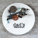 Dad's Random Stuff Ceramic Dish