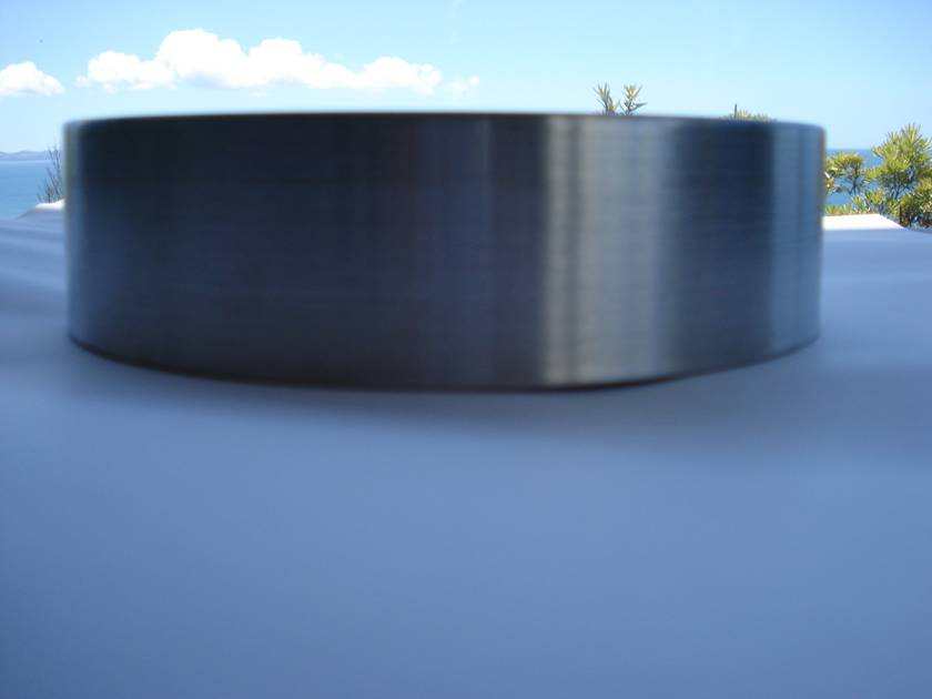 Time & Tide clock New Zealand 205mm