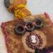 Stitched asssemblage - kinship
