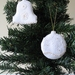 Felt Christmas Tree Ornaments Bell and Bauble