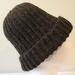 Beanie Hand Knit 100% Wool