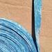 Sparkling Blue Bias Binding - 18mm x 5m