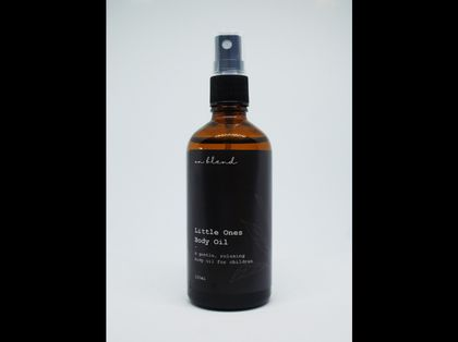 Little Ones Body Oil