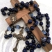 Lourdes Lily Rosary