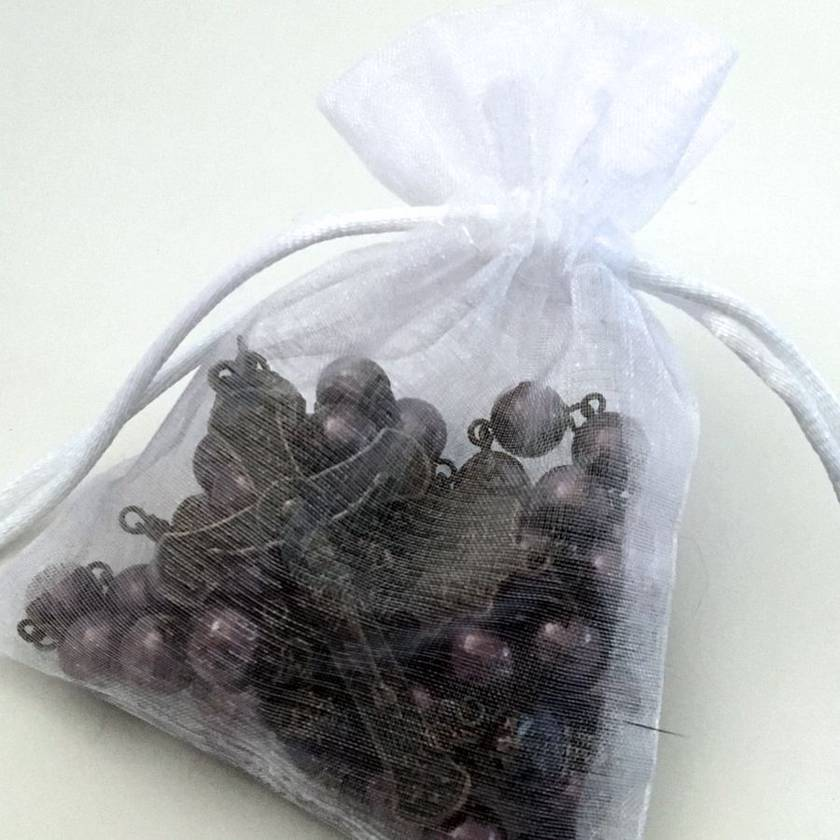 Burgundy Pearl Rosary