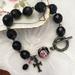 Rose Blossom Rosary Bracelet
