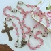 Delicate Rose Rosary