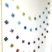 Upcycled Star Garlands