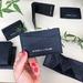 BLACK Sonder Slim card wallet