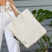 Bradley Tote BAG - Chalk