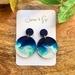 Bubbles Ocean Getaway - Statement Earrings