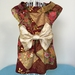 Dog Kimono Dress 0025-M