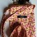SALE! Eva crossbody bag - Red/yellow floral