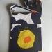Eva crossbody bag - Blue/yellow/orange Marimekko print
