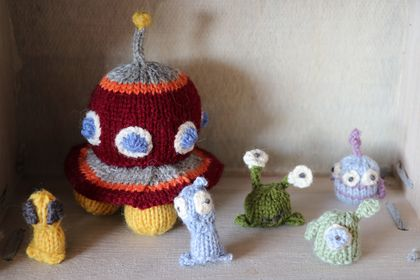 "Alien Invasion - To ""Affiknitty"" and Beyond"