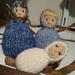 Puppet Family - Joseph, Mary and Baby Jesus