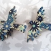Flying Tui Brooch