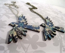 Flying Tui Necklace