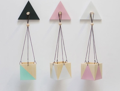 Geometric Wall Peg / Hook