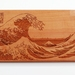 Wood Engraving The Great Wave off Kanagawa