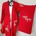 Vintage silk Haori jacket