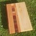 Chopping Board - Rimu, Macrocarpa and Cypress