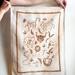 Handmade Teatowel - Jungle Animals