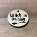 'Witch in Training' Key Tag
