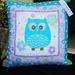Too Cute Owl Cushion