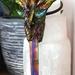 Colourful Mystical Dragon Crystal Pendant