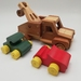 Tow Truck with Towable Cars