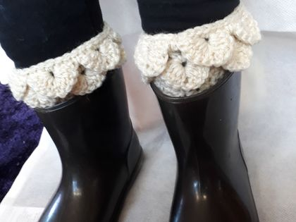 Boot cuffs for children