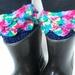 Boot cuffs for children