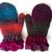 Children's mittens made to order