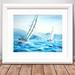 Sailing time Original a3